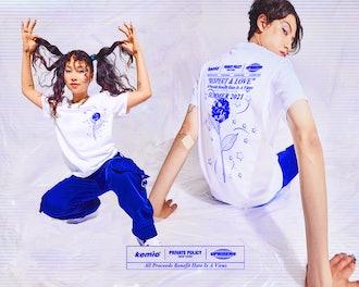 KEMIO x Private Policy x Uprisers T-Shirt