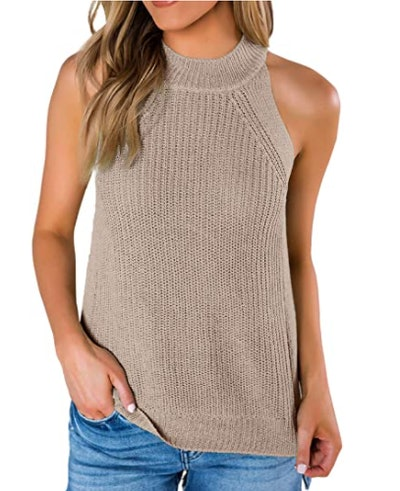 Imily Bela Knit Cami Sweater