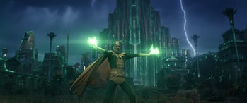 Loki Classic Loki TVA He Who Remains theory faked death