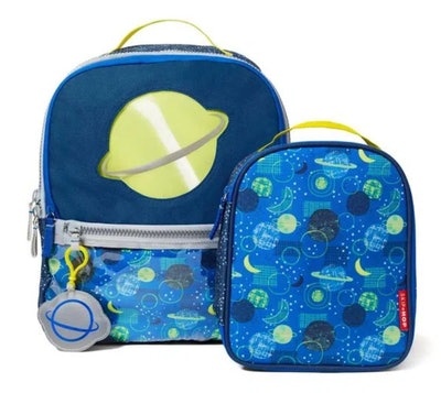 Forget Me Not Backpack & Lunch Bag - Galaxy