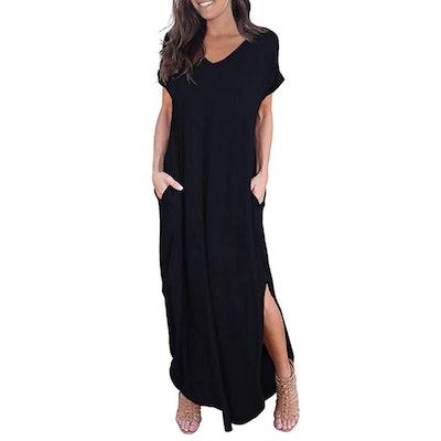 GRECERELLE Casual Maxi Dress