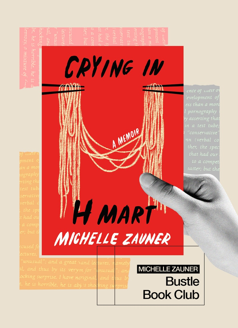 Michelle Zauner is the author of 'Crying in H Mart.'