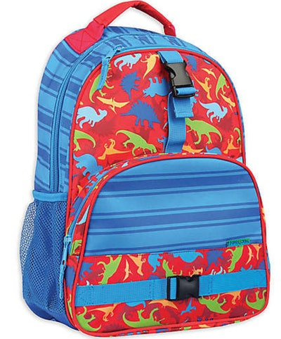 Dinosaur Backpack in Blue