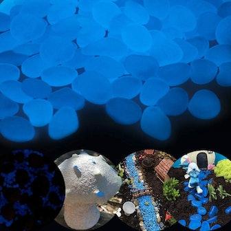 GlowCarnival Glowing rocks (480 Pieces)
