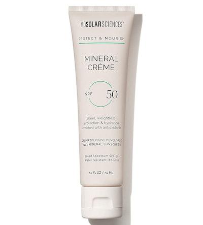 MDSolarSciences Mineral Creme SPF 50 Sunscreen