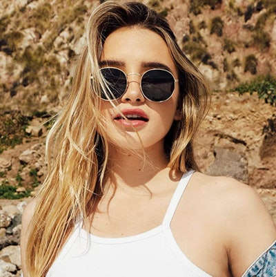 WearMe Pro Round Sunglasses