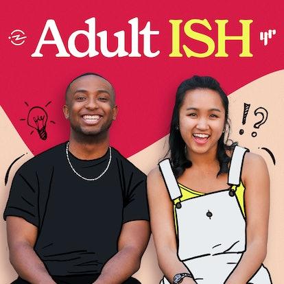 adult ish logo