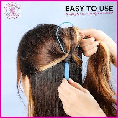 Teenitor Loop Hair Tool (4 Pack)