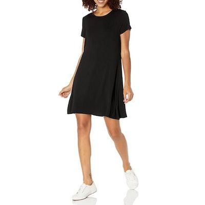 Amazon Essentials Scoopneck Shirt Dress