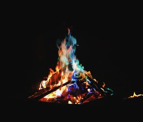 Magical Flames (25 Pack)