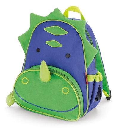 Zoo Little Kid Backpack - Dinosaur