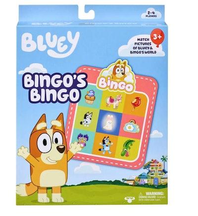 Bluey Games Bingo's Bingo Game