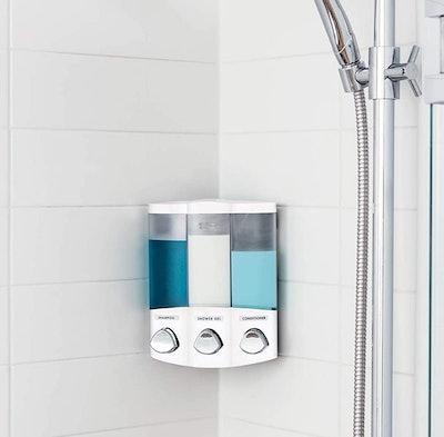 Better Living Products Shower Dispenser