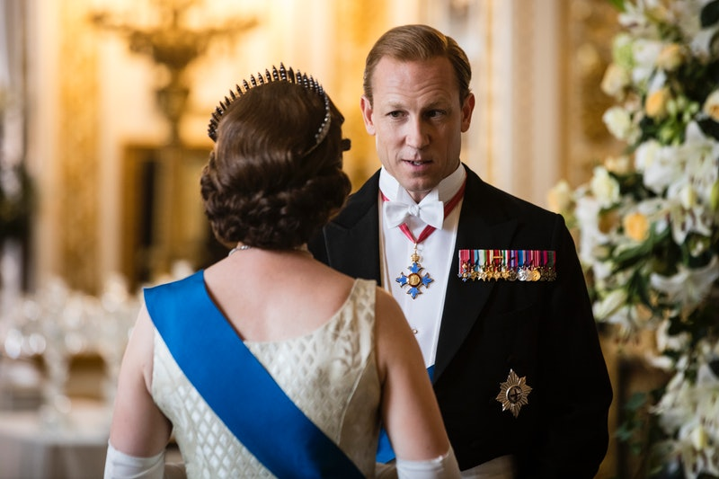 Tobias Menzies as Prince Phillip in 'The Crown'.
