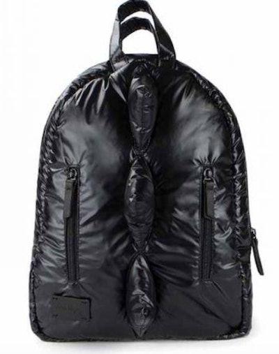 Dino Puffer Backpack