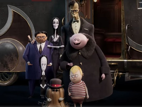 'The Addams Family 2' premieres on Oct. 1 in theaters.