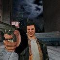 A screenshot from Max Payne