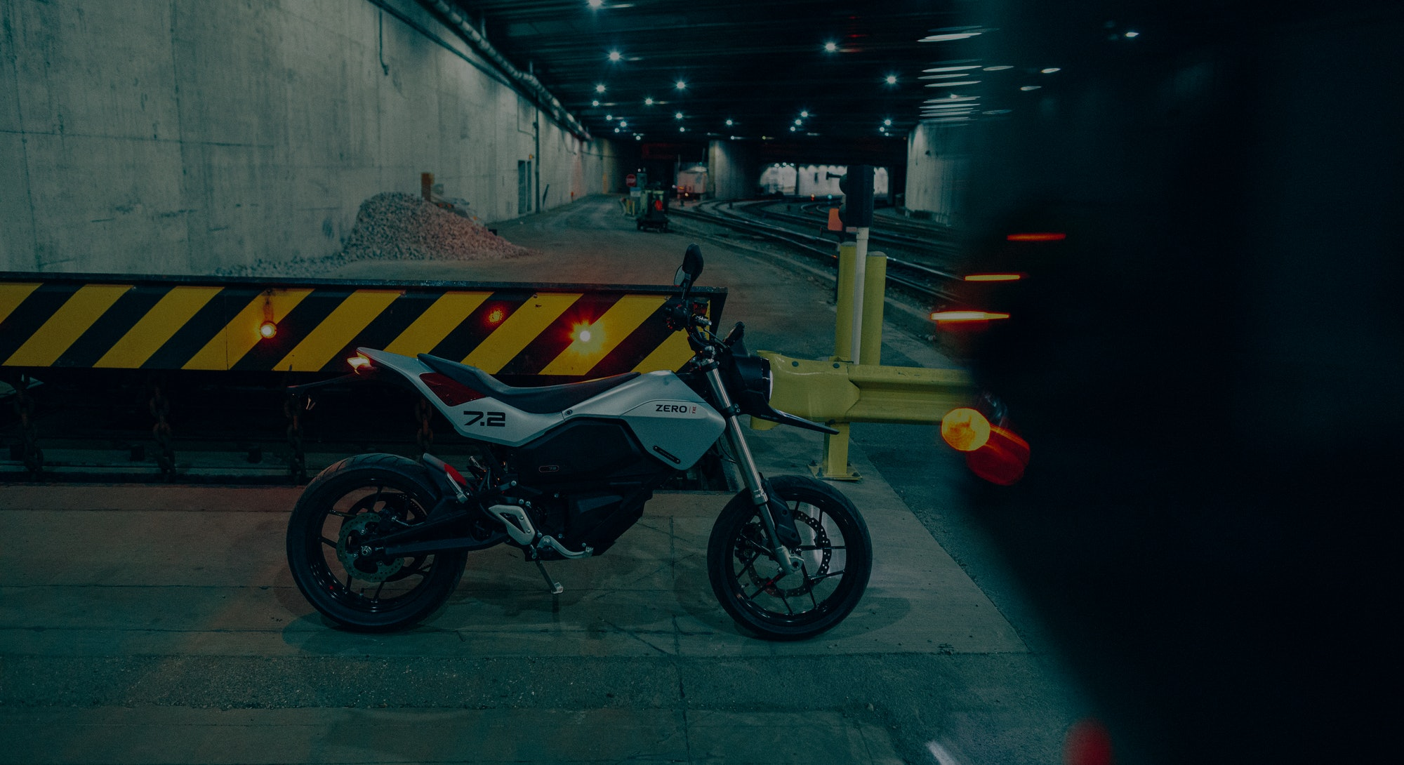 Zero Motorcycles today unveiled the FXE, a new electric motorcycle with a design it says is inspired...