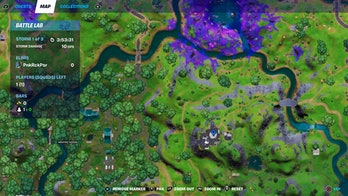 fortnite inflate a bull location map