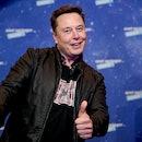 SpaceX CEO Elon Musk
