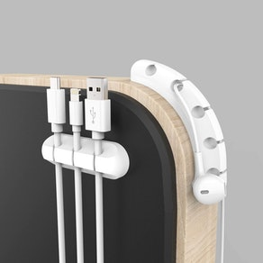 Inchor Cable Clips Cord Organizer (2-Pack)