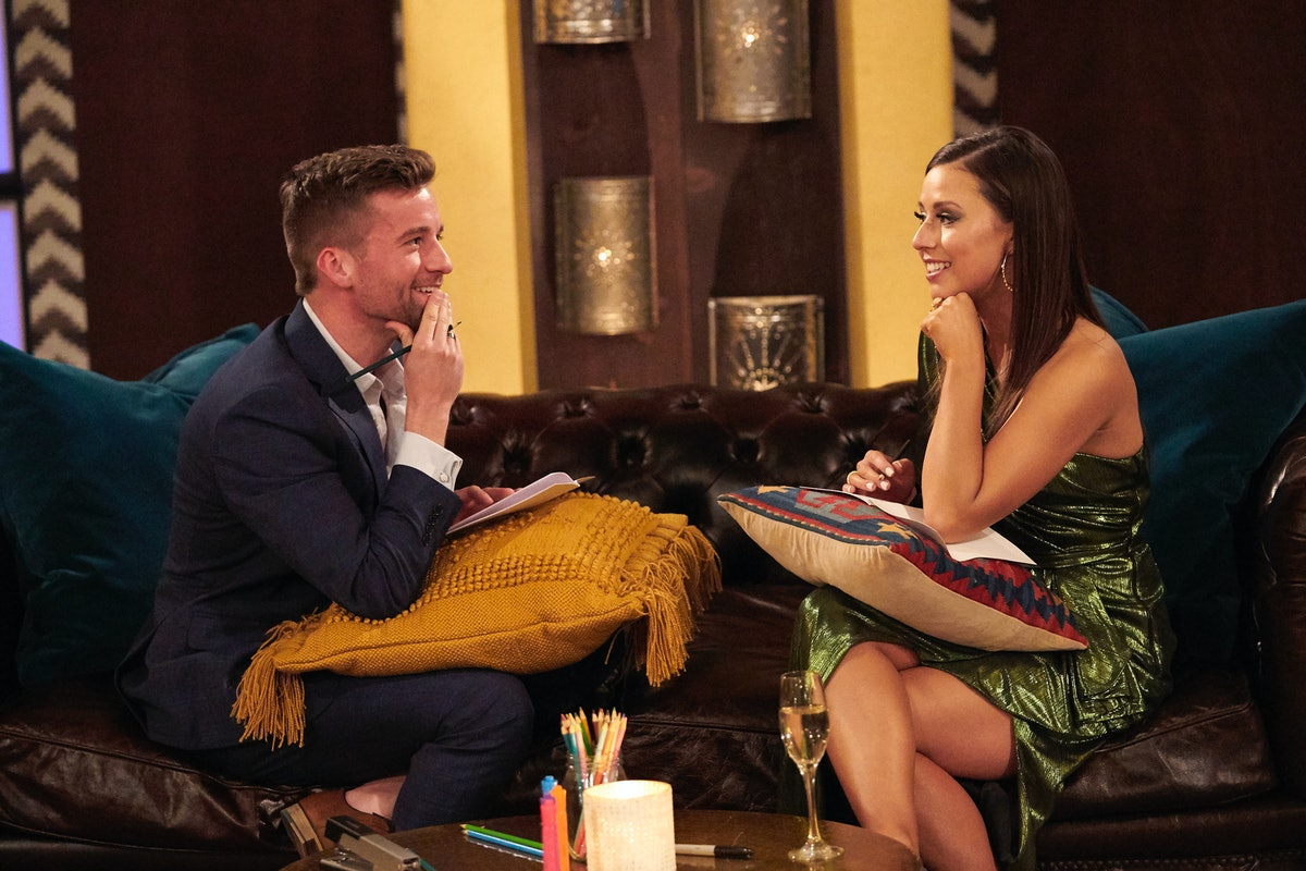Connor Brennan and Katie Thurston on Season 17 of ABC's 'The Bachelorette'