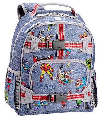 Mackenzie Marvel Glow-in-the-Dark Avengers Backpacks - Small