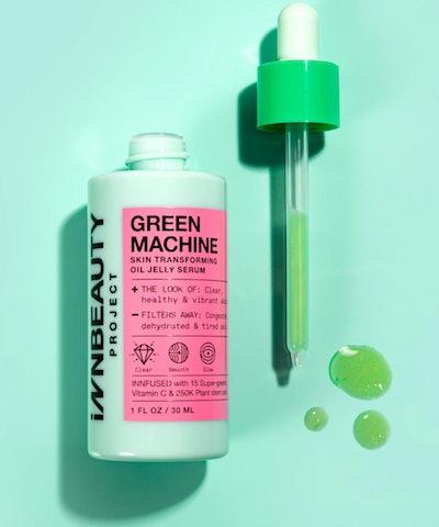 Green Machine Oily Jelly Serum