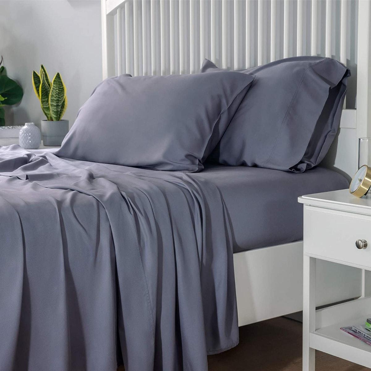 Bedsure Bamboo Sheets Set (3 Piece)