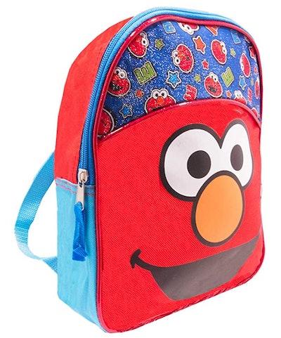 Elmo Toddler Preschool Backpack Set