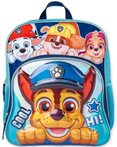 Toddler Boys Paw Patrol Backpack