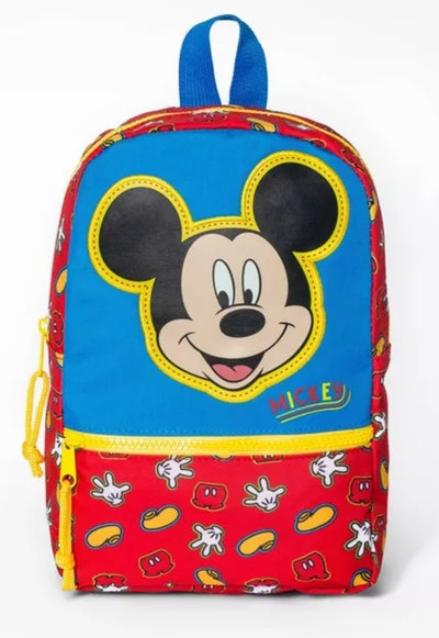 Toddler Mickey Mouse Backpack - Blue