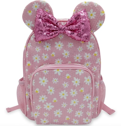 Minnie Mouse Ears Backpack – Personalized