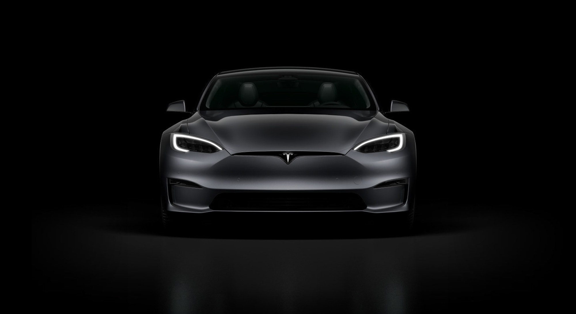 A picture of a Tesla Model S Plaid. Electric cars. EV. EVs. electric vehicles.