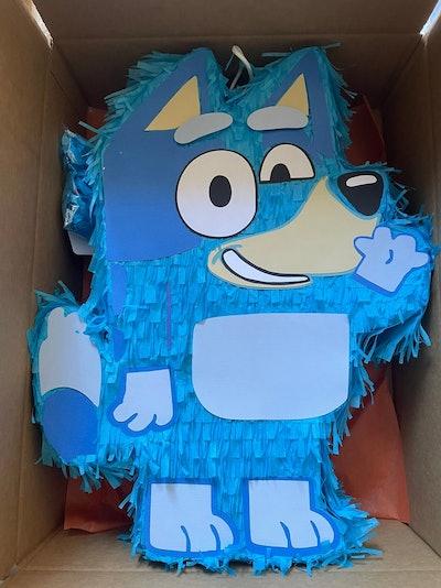 Party Time Piñata Bluey Piñata