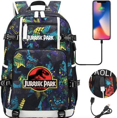 Jurassic Park Backpack
