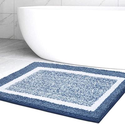 Color&Geometry Bath Mat