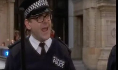 Kevin McNally in 'Spice World'