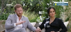 'Oprah With Meghan and Harry: A CBS Primetime Special' first aired in the U.S. on March 7