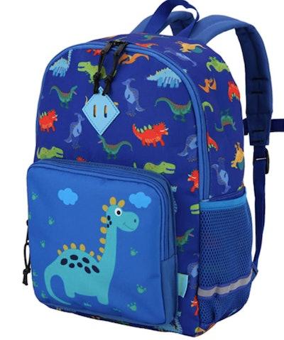 Cartoon Dino Backpack