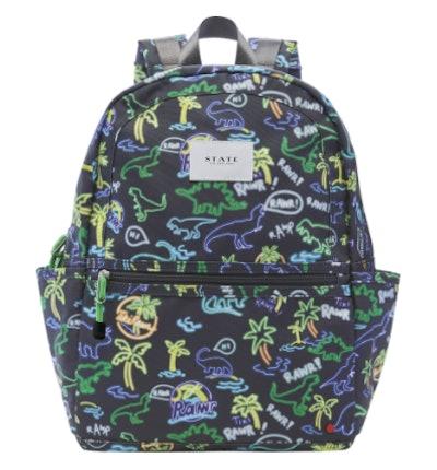 Grafitti Dino Backpack