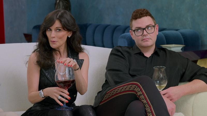 'My Unorthodox Life' stars Julia Haart and Robert Brotherton