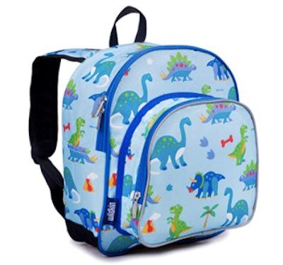 Two-Pocket Toddler Backpack