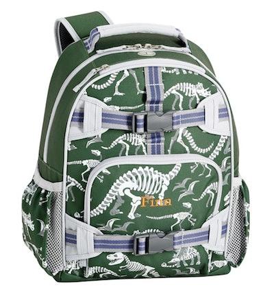 Mackenzie Green Glow-in-the-Dark Dinos Backpack - Small