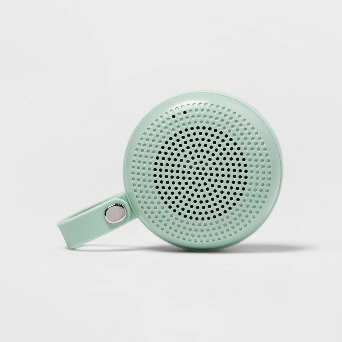 heyday™ Bluetooth Round Speaker with Loop, River Green