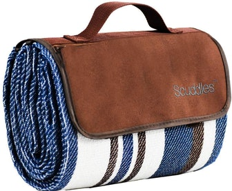Scuddles Extra Large Picnic & Outdoor Blanket