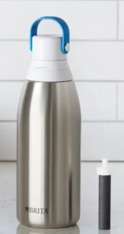 Premium Filtering Water Bottle