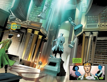 The House of Ideas in Loki (Vol. 3) #3