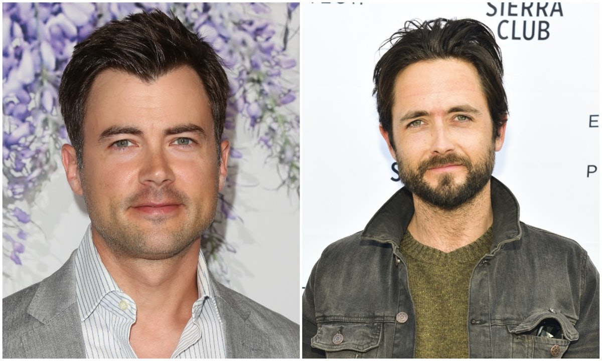Matt Long and Justin Chatwin often get mistaken for each other.