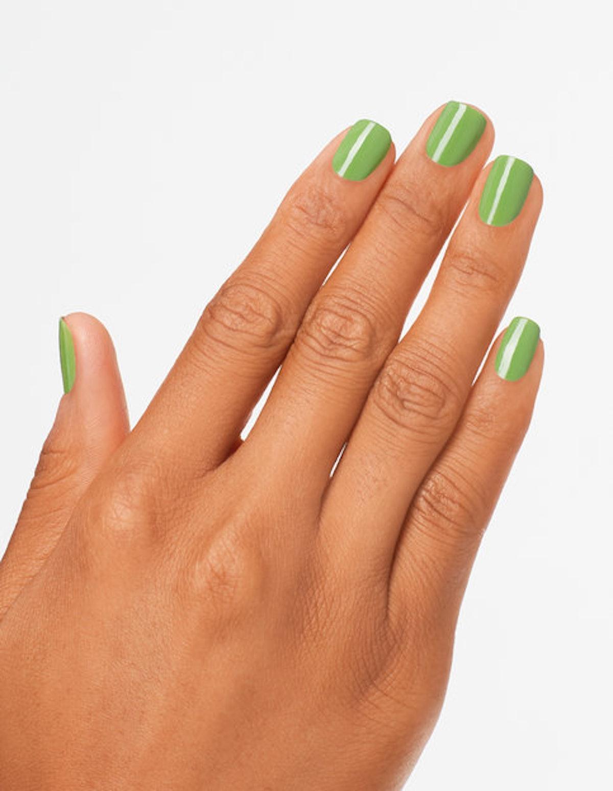 To The Finish Lime! Nail Polish
